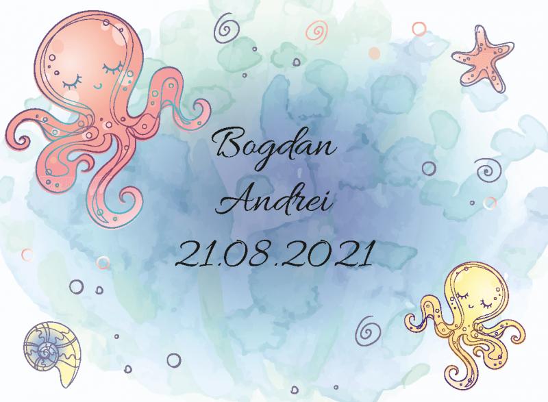 Invitatie botez model 03